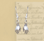 Picasso Hand Style Earrings