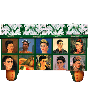 Frida Treasure Box