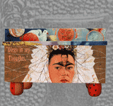 Viva Frida Treasure Box
