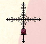 Spanish Metal Crosses